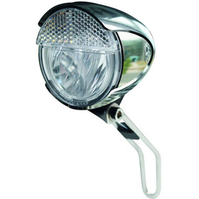 Trelock LS 583 Bike-i retro Koplamp, chrom